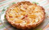 Tarte aux abricots à la crème d'amandes