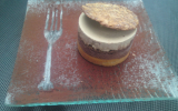 Le chococafé et son craquant pralinoise gavotte