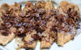 Filet de truite aux amandes effilées