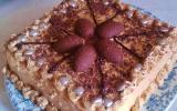 Gâteau moka au café
