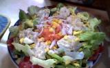 Le nid de salade