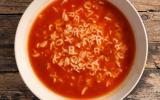 Soupes de pâtes