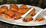 Déclinaisons apéritives de Tajine de Légumes grillés Cassegrain