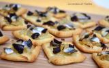 Petites pizzas façon pissaladières