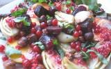 Salade estivale aux petits légumes rôtis