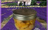 Citrons confits à l'ail et romarin