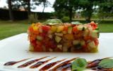 Tartare de légumes facile