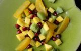 Salade de fruits à la grenade