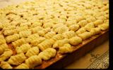 Gnocchi de pommes de terres