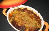 La moussaka traditionnelle