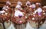 Cupcake chocolat amande