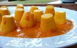Flans aux carottes