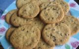 Cookies sablés aux pépites de chocolat