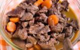 Bœuf carotte