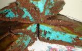 Marbré choco-curaçao