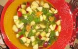 Salade de fruits hivernale et vitaminée