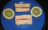 Mousse de saumon fumé