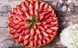 Les meilleures recettes de tartes aux fraises faciles et rapides