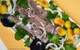 Harengs aux 5 baies et pommes de terre rissolées