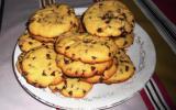 Cookies aux pépites de chocolat aux 2 sucres