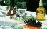 Salade d'artichauts et chair de tourteau - Tomate et huile de pistou