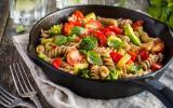 6 recettes trop sympas de pâtes aux légumes