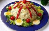 Salade à la russe pour l'été