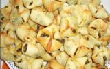 Petits pâtés aux épinards