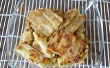 Côtes de blette panées