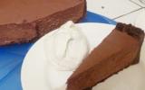 Cheesecake au chocolat (sans cuisson et sans gélifiant)