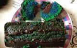 Gâteau au yaourt coloré