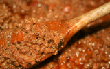 Véritable sauce bolognaise (ragù bolognese)