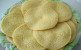 Crêpes marocaines