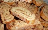 Biscuits secs marocain (Feqqas)