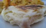 Nans au fromage (recette indienne)