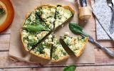 5 tartes qui associent à merveille fromage de chèvre et légumes
