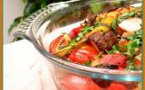 Cocotte de lapin et légumes primeurs