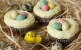 Easter cupcakes (cupcakes de Pâques)