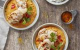 Curry indien de lapin
