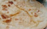 Pain indien le nan au fromage