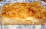 Gâteau aux pommes à la crème fraîche