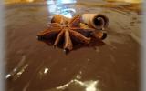 Tarte au chocolat et aux épices