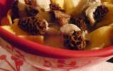 Tagliatelles sauce moutarde & morilles