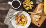 Découvrez notre recette pour faire du pain perdu avec une baguette