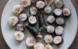 Maki au thon (recette diététique)