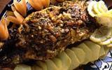 Agneau rôti aux épices