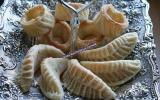 Cornes de gazelle et Anneaux d'amandes