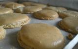 Macarons doubles à la vanille