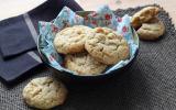 Cookies au chocolat blanc en 2 minutes au Cuisine Companion