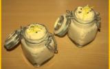 Mousse de saumon au citron et Kiri